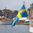 Stock Photo: Sweden Stockholm
