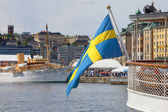 Sweden Stockholm — Stock Photo