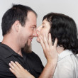Couple kissing — Stock Photo #11337037