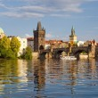 Prague charles bridge — Stockfoto #11338754