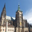 Prague - st. vitus cathedral — Stock Photo #11444003