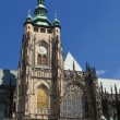 Prague - st. vitus cathedral — Stock Photo #11444007