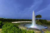 Ceriale fountain — Stock Photo