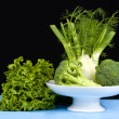 Stock Photo: Green Vegetables