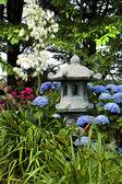 пагода сад — Стоковое фото