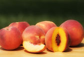 Sweet Peaches — Stock Photo