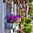 Quaint Shops — Stock Photo