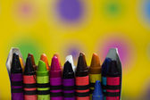 Crayon's Background — Stock Photo