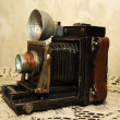 Replica Vintage Camea - Stock Photo