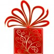 Royalty-Free Stock Vector Image: Gift