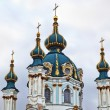 St. Andrew&amp;#039;s church in Kyiv - Foto Stock