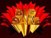 Big Sale — Foto de Stock