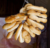 Bread rolls — Stock Photo