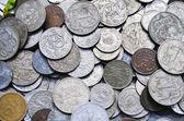 Antika mynt — Stockfoto