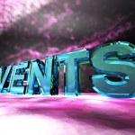 Постер, плакат: Events