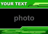 Abstract template — Stock Vector