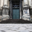 Royalty-Free Stock Photo: Entrance to the Dominican church