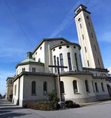Church of the Intercession Ave. Virgin — Stock Photo