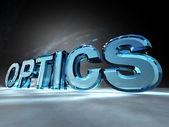 Optics — Stock Photo