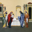 Church of St. Anne - Presentation of Jesus at the Temple - Foto Stock