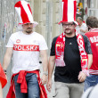 Football fans — Stock Photo #11898765