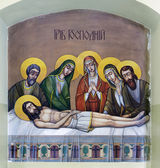 Church of St. Anne - Holy Sepulchre — Stock Photo