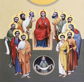 Igreja de st. anne - pentecostes — Foto Stock