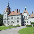 Schonborn Palace in Chynadiyovo — Stock Photo
