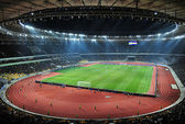 Olympic stadium in Kyiv — Stock Photo