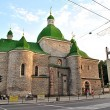 Church of the Nativity, Ternopil - Stock Photo