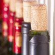 Cork and red wine — Stock Photo #11360973