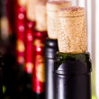 Cork and red wine — Stock Photo #11361786