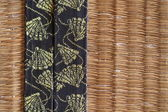 Japonya tatami dokusuna — Stok fotoğraf