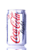 Can of Coca Cola — Stock Photo