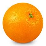 Ripe orange — Stock Photo #11489359