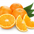 Orange fruit — Stock Photo