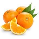 Orange fruit — Stock Photo #11489391