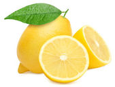 Juicy lemons — Stock Photo