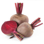Beet purple vegetable — Stock Photo