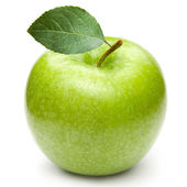 Green apple — Photo