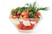 Lekkere frisse salade — Stockfoto