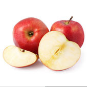 Red apples — Stock Photo