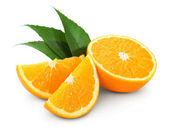 Orangenfrucht — Stockfoto