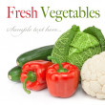 Composition fresh organic vegetables — Stock Photo #11491020