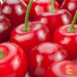 Ripe cherry - Stock Photo