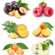 Set fruit  — Stock Photo