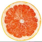 Grapefruit slice — Stock Photo