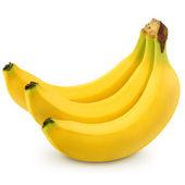 Three bananas — Stock Photo