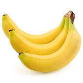 Three bananas — Stock Photo
