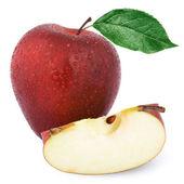 赤いりんご — ストック写真